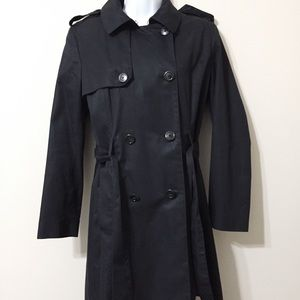 banana republic • trench coat